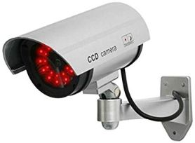 Security camera bought by Chatteris Museum, Cambridgeshire